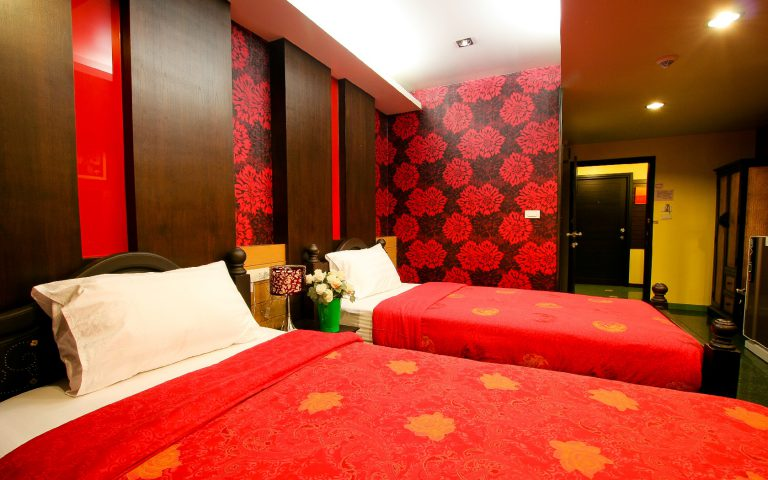 Deluxe Room (Twin Bed)